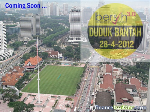 Dataran Merdeka Bersih 3.0