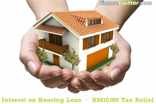Tax Deduction - Housing Loan Interest Tax Relief