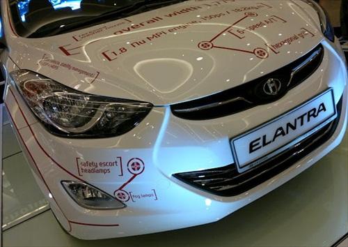 Hyundai Elantra 1.8-litre