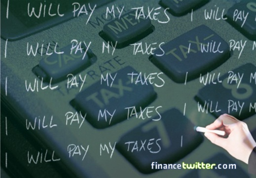 Income Tax Season 2012