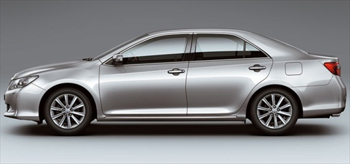 New 2012 Camry Exterior 5