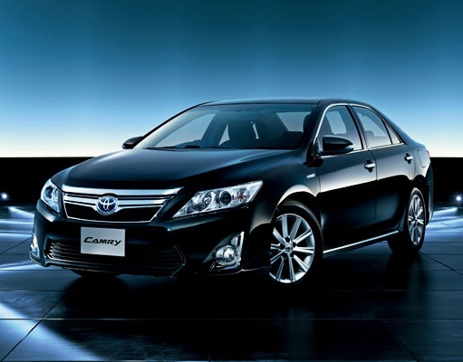 New 2012 Camry Exterior 6