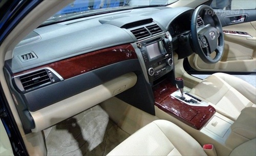 New 2012 Camry Interior 1