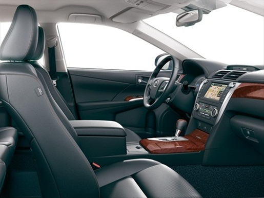 New 2012 Camry Interior 6