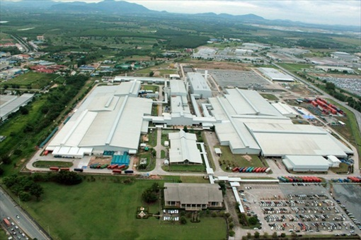 New GM Thailand Rayong Plant