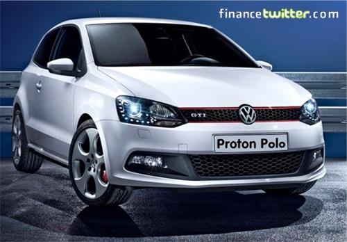 Proton Volkswagen Polo