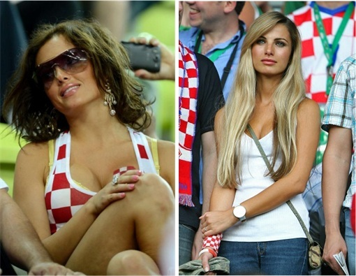 Euro 2012 Croatia Girls - 1