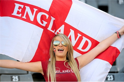 Euro 2012 England Girls - 2