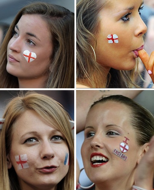 Euro 2012 England Girls - 3