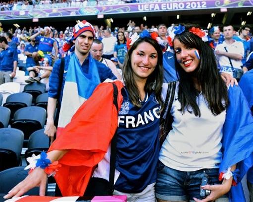Euro 2012 France Girls - 2