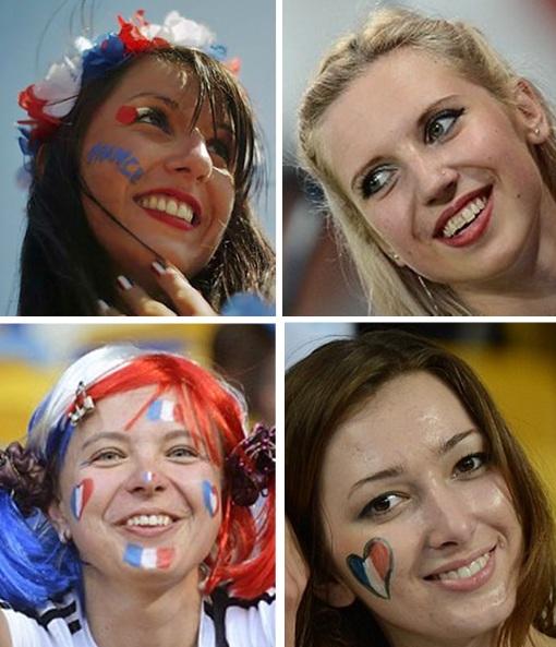 Euro 2012 France Girls - 3