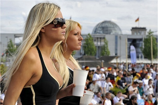 Euro 2012 Germany Girls - 2