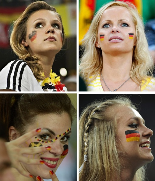 Euro 2012 Germany Girls - 3