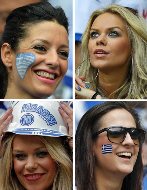 Euro 2012 Greece Girls - 3