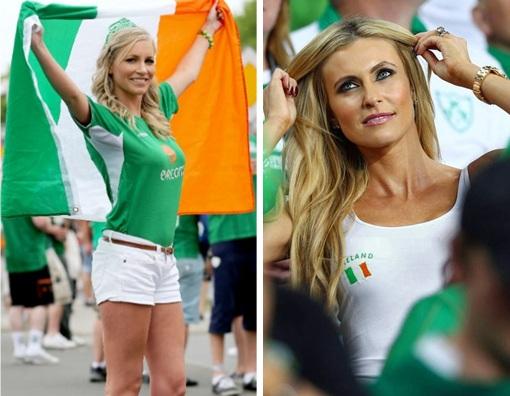 Euro 2012 Ireland Girls - 1