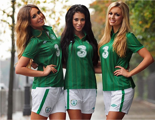 Euro 2012 Ireland Girls - 2