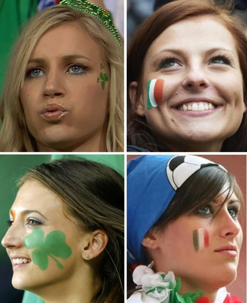 Euro 2012 Ireland Girls - 3