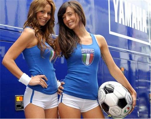 Euro 2012 Italy Girls - 2