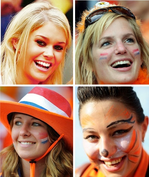 Euro 2012 Netherland Girls - 2