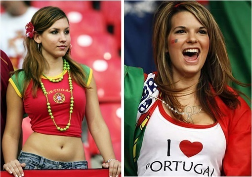 Euro 2012 Portugal Girls - 1