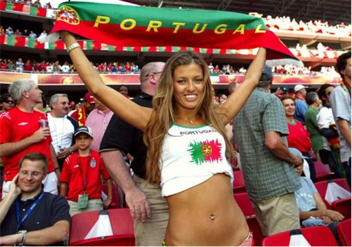 Euro 2012 Portugal Girls - 2