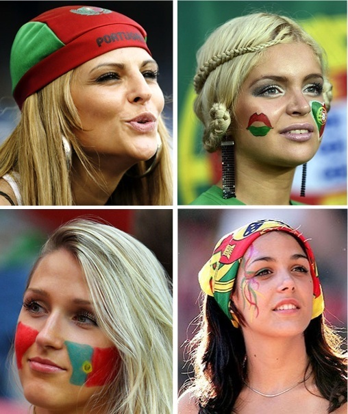 Euro 2012 Portugal Girls - 3