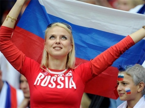 Euro 2012 Russia Girls - 2