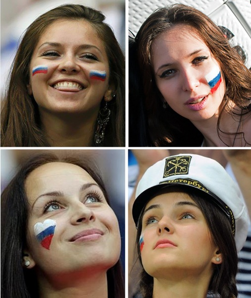 Euro 2012 Russia Girls - 3
