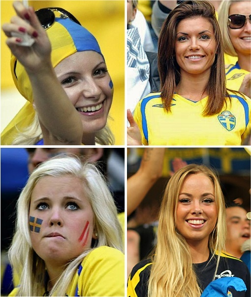 Euro 2012 Sweden Girls - 3