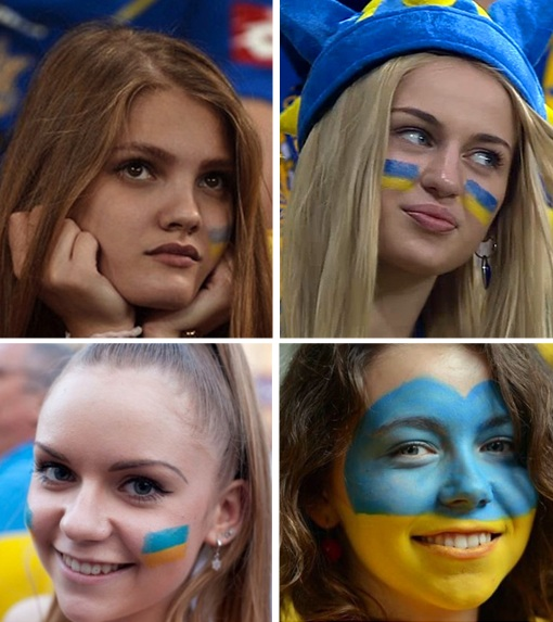 Euro 2012 Ukraine Girls - 3