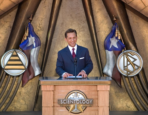 David Miscavige Scientology