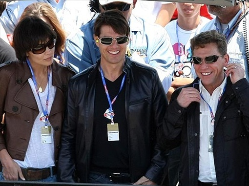 Divorce Katie Holmes, Tom Cruise, David Miscavige