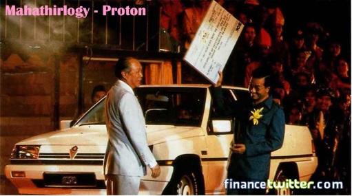 Mahathirlogy - Proton