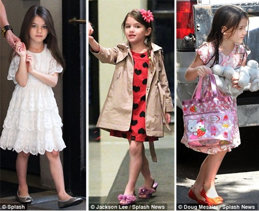 Tom Cruise Katie Holmes divorce - the fight for Suri