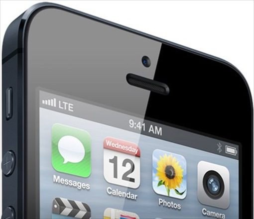 iPhone 5 - 4G LTE Network