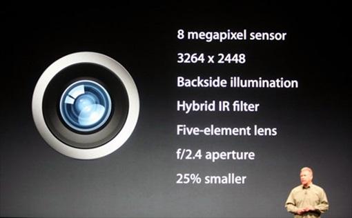 iPhone 5 - Cameras - 2
