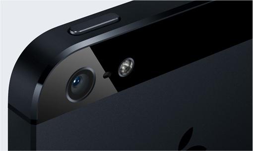 iPhone 5 - Cameras