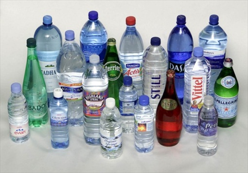 Markup Products -  Bottled Water