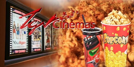 Markup Products -  Cinema Popcorn