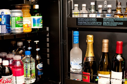 Markup Products - Hotel Minibar