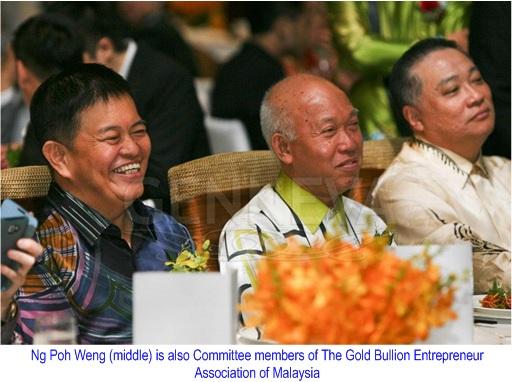 Genneva Gold Director Ng Poh Weng