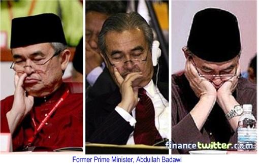 Sleepy Abdullah Badawi