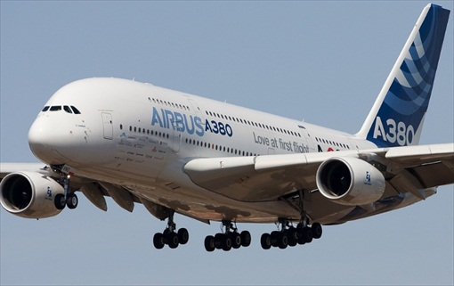 Prince Alwaleed Airbus A380