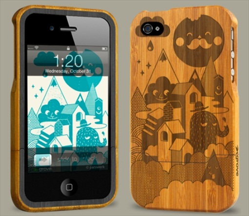 iPhone 5 Case - Bamboo 1