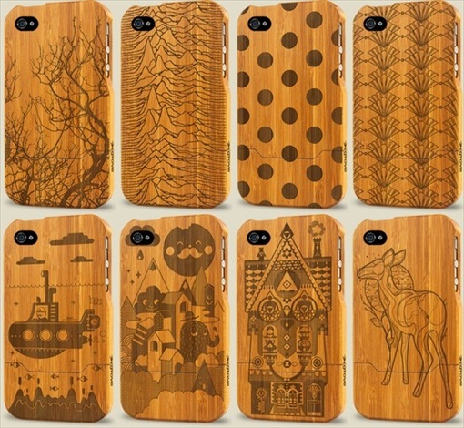 iPhone 5 Case - Bamboo 2