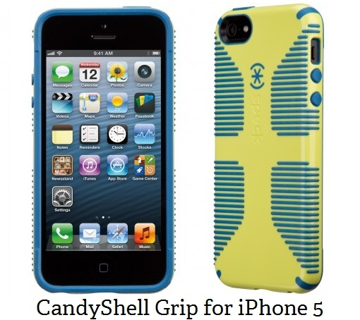 iPhone 5 Case - CandyShell Grip 1