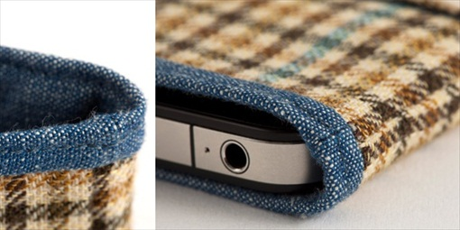 iPhone 5 Case - Dapper Sleeve 3