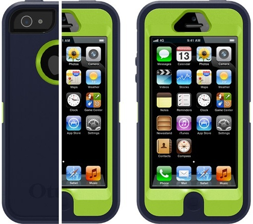 iPhone 5 Case - Defender 1