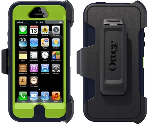 iPhone 5 Case - Defender 3