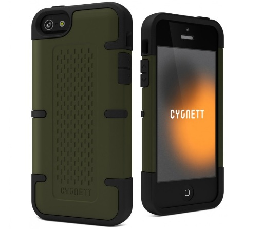 iPhone 5 Case - Khaki Workmate 1
